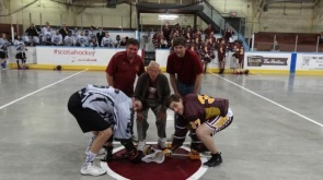 2015 Ceremonial Faceoff