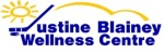 Justine Blainey logo